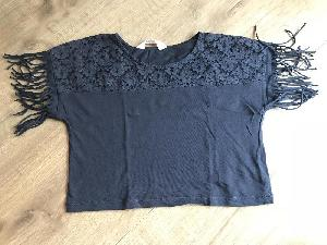 Croptop so strapcami